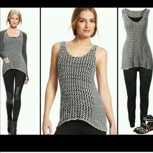 cAbi sweater tank tunic